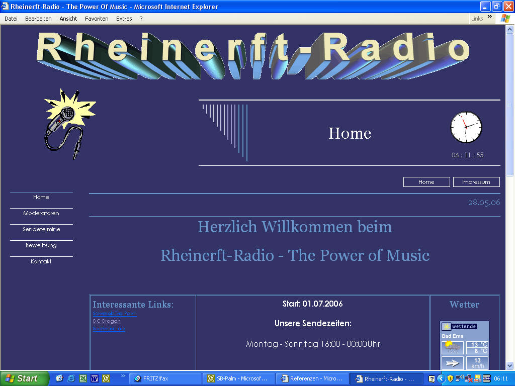 Rheinerft-Radio - The Power of Music